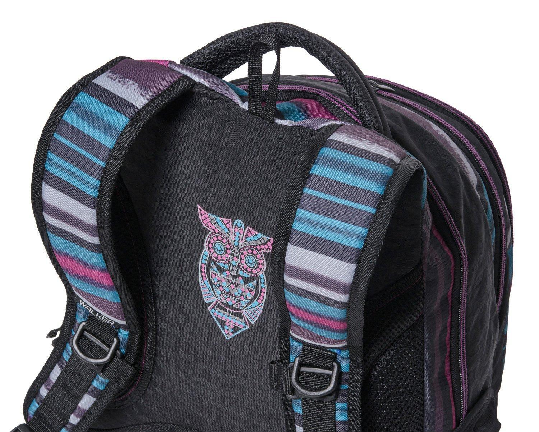 Пеналы и рюкзаки walker рюкзаки для девочек 1-4 монстер хай